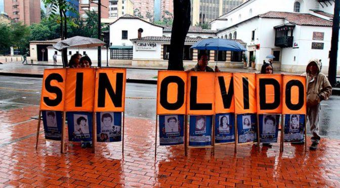 Repudio internacional ante crímenes de lesa humanidad en Colombia / Solidaridad con comunidades y organizaciones
