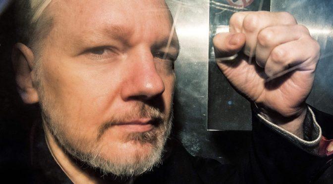 Relator especial de la ONU: Julian Assange está siendo torturado