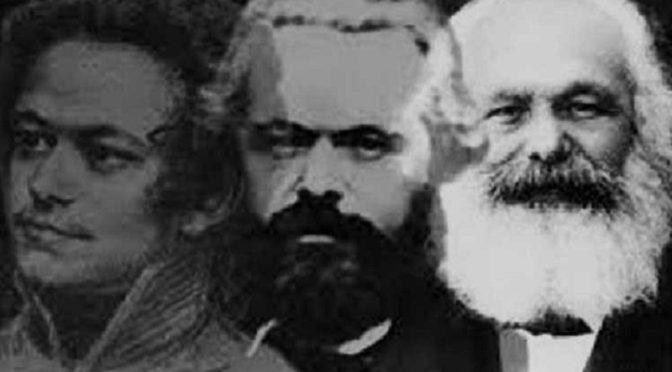 Marx y la crítica de la economía política: Desde sus primeros estudios hasta los Grundrisse