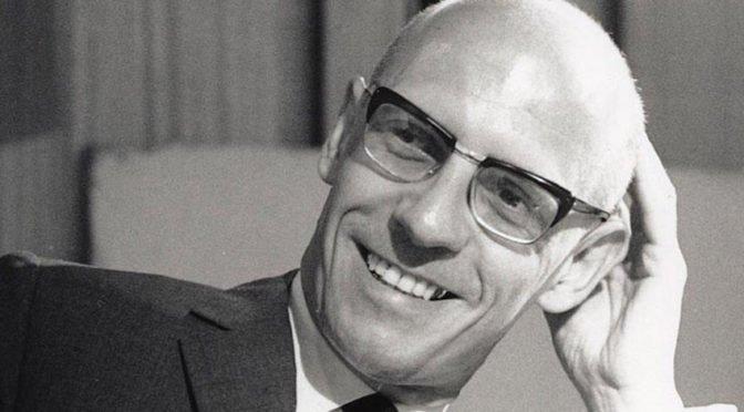 Michel Foucault: Diálogo sobre el poder