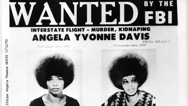 Angela Davis: tan relevante como siempre desde hace treinta años