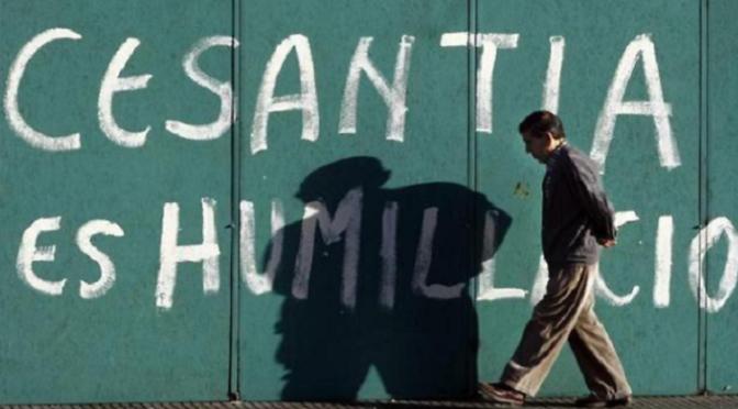 Tiempos Mejores: Desempleo en Chile registra una nueva alza y llega al 7,1%