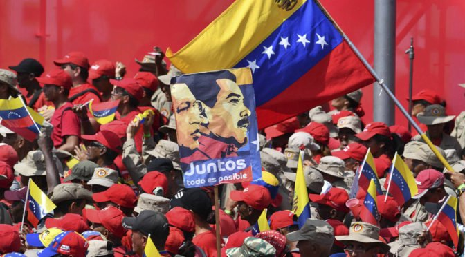 ¿Quién dirige Venezuela? ¿Casta o boliburguesía?