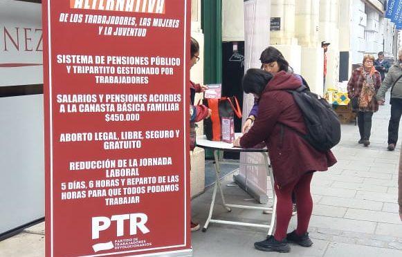 PTR inicia proceso de legalización en Valparaíso