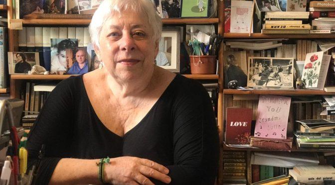 Julie Wark: «¡Los ricos no deben existir!»
