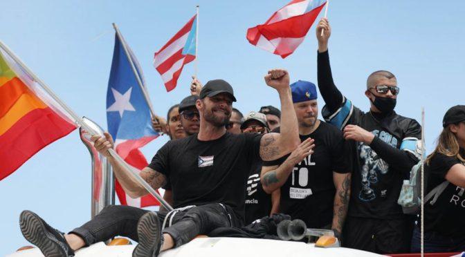 Puerto Rico: El pueblo se levanta