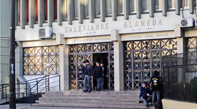 Trabajadores de la congregación salesiana iniciaron una huelga legal