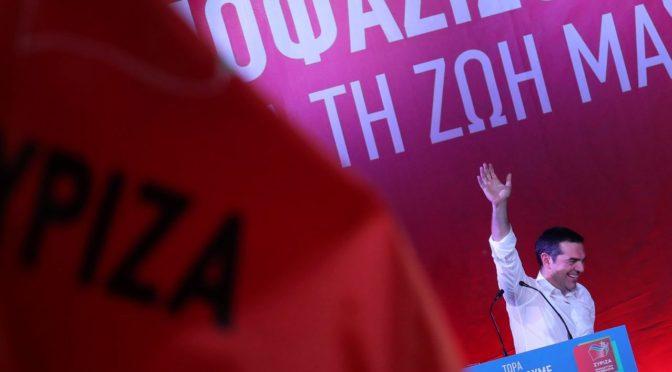 Grecia: tras años de austeridad, Syriza construyó su propia derrota electoral