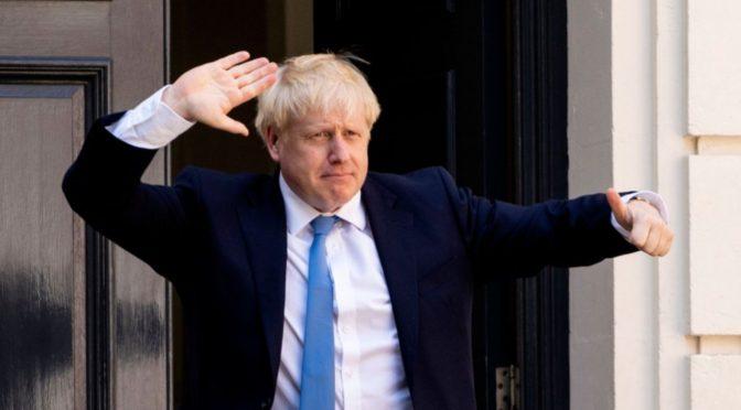 Reino Unido: Boris Johnson profundiza la crisis del brexit y pregona amargos conflictos de clases