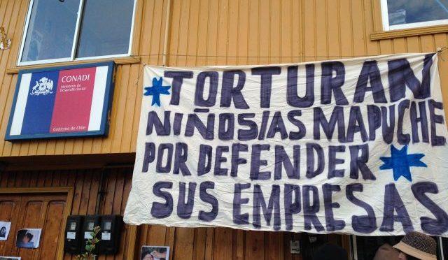 Aucán Huilcamán invita a Bachelet a reportar violación a los DDHH mapuche