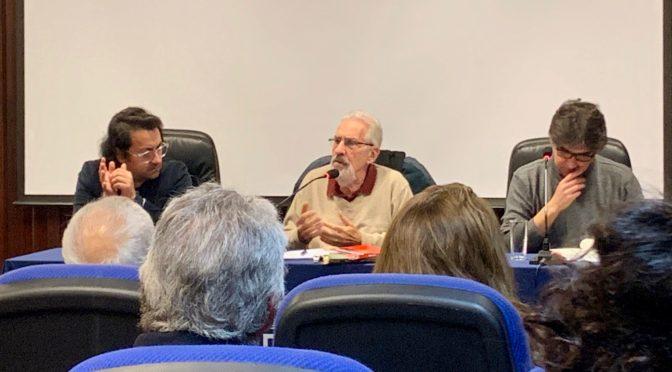 Atilio Borón contra Vargas Llosa
