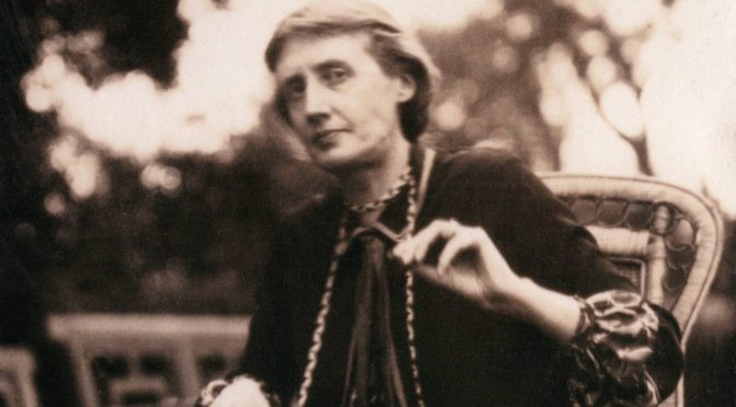 Virginia Woolf, en Londres