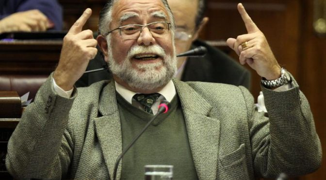 Ministro de defensa uruguayo advierte de un «conflicto militar en Venezuela»