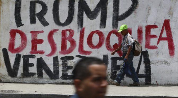 EE.UU. intensifica su ataque contra Venezuela