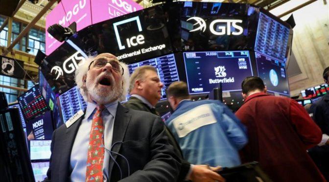 El detonante de la nueva recesión mundial