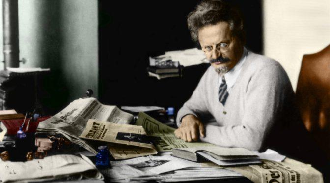 Los cuatro fatídicos años de León Trotsky en Prinkipo: 1929-1933