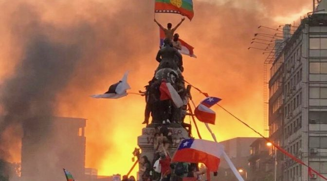 El Octubre chileno: comienza la revolución