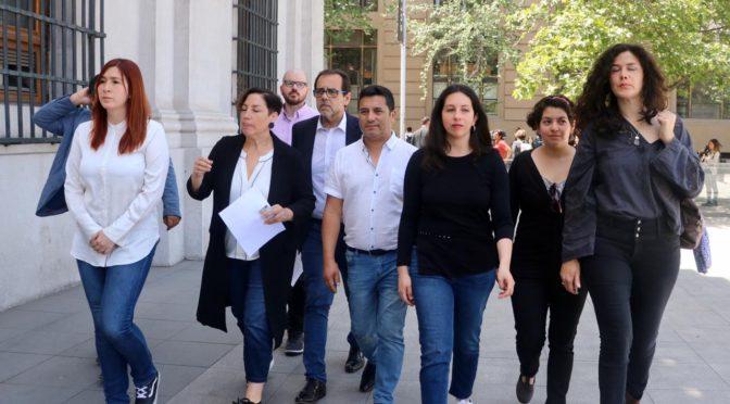 ¿Por qué el Frente Amplio pide dialogar con Piñera?