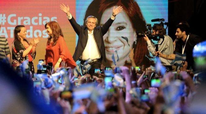 Argentina: el fin del macrismo y el triunfo de Fernández ante la necesidad de estructurar al FIT como frente lucha obrera