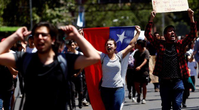 Unidad Social convoca a Huelga General Nacional para el 23 y 24 de octubre
