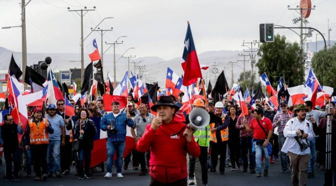 Balance de la Huelga General del 12 de noviembre