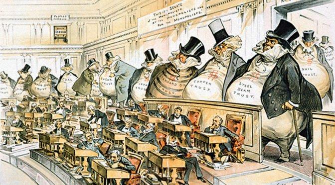Capitalismo: el 1% posee el 45% de la riqueza; el 50% menos del 1%