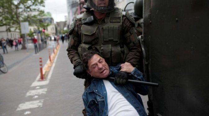 Sobre la responsabilidad de Piñera por crímenes perpetrados bajo el estado de emergencia