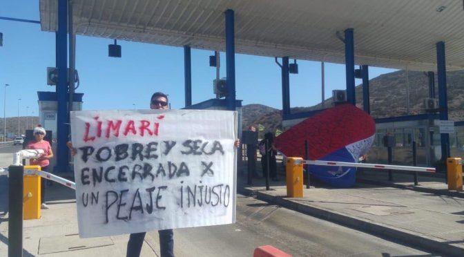 Pobladores de Ovalle queman casetas de peaje: a dos meses de iniciado el levantamiento popular, nos señalan el camino
