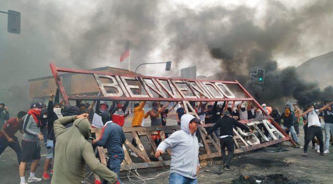 Rebelión en Chile: un partido revolucionario para conquistar nuestro futuro