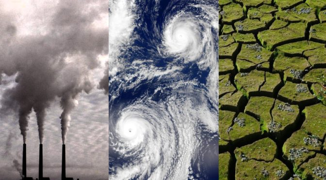 COP25: El cambio climático, la última crisis orgánica del capitalismo