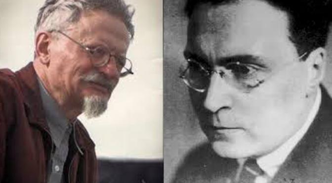 Trotsky y Victor Serge: La oposición de izquierda, dividida