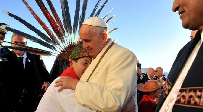 El Papa, Bolivia y el enigma del silencio