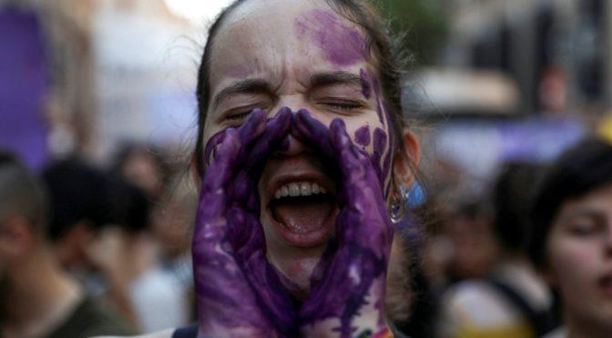 Coordinadora Feminista 8M se retira de Unidad Social