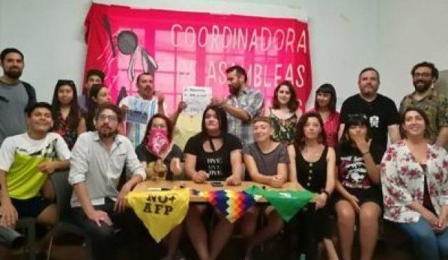 Exitoso encuentro de Asambleas Territoriales de la Región Metropolitana