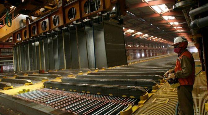 A parar el saqueo que sufre la renta minera de Chile