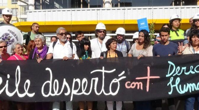 """Declaración de Defensores de DDHH Valparaíso: """"Exigimos la renuncia de Piñera, Rozas y Martínez, responsables de las violaciones a los DDHH"""""""