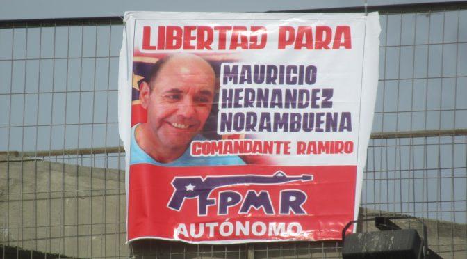 Entrevista a hermana de Mauricio Hernández Norambuena, sometido a brutal aislamiento carcelario