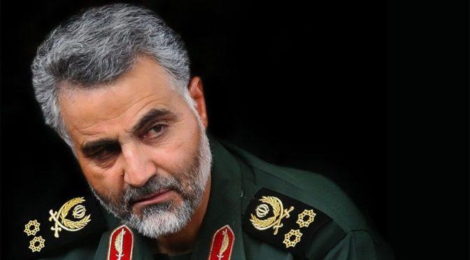 El asesinato de Soleimani es un atentado a la nación iraní: a repudiarlo, combatiendo al imperialismo en todo el mundo!!
