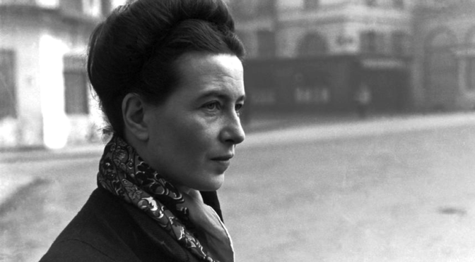 "Simone de Beauvoir: ""A largo plazo, las mujeres vencerán"""