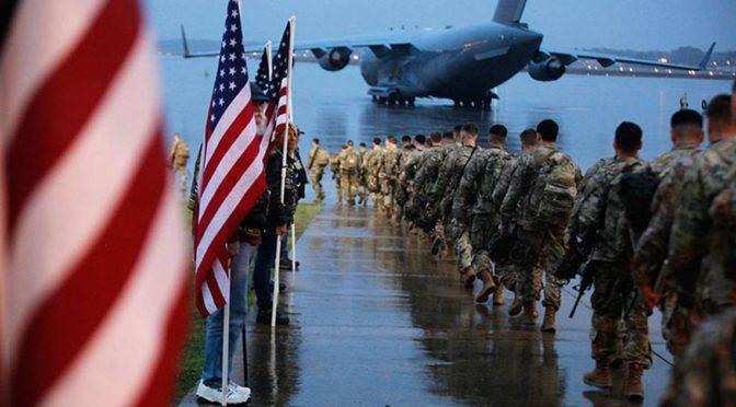 EEUU prepara la guerra contra Irán