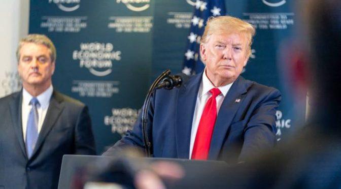 El estado de ánimo en Davos: fatalidad y pesadumbre conforme se acerca la crisis