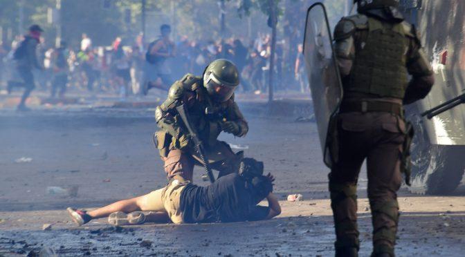 Las huellas de la represión en el Chile insumiso
