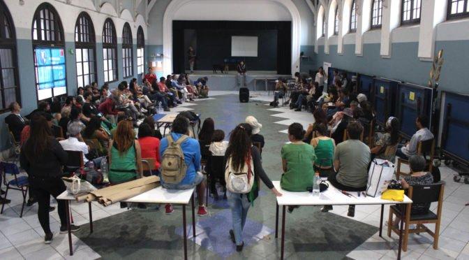 Asambleas territoriales de Valparaíso se reúnen en su segundo encuentro comunal