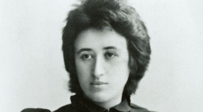Rosa de Luxemburgo y la deuda como instrumento del imperialismo (I)
