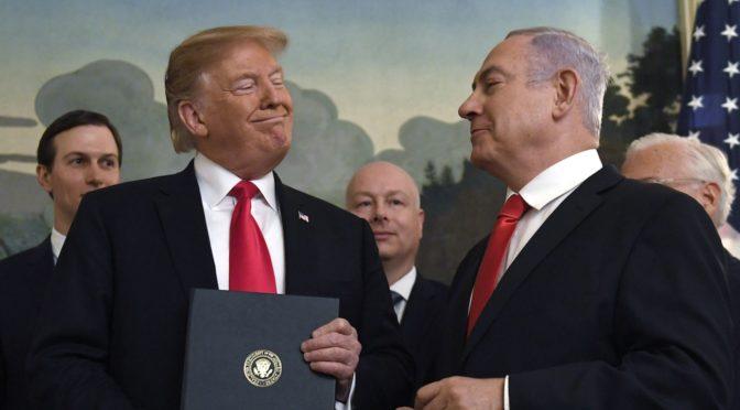 Israel-Palestina: el «Acuerdo del Siglo»  de Trump o la solución de dos estados reducida al absurdo