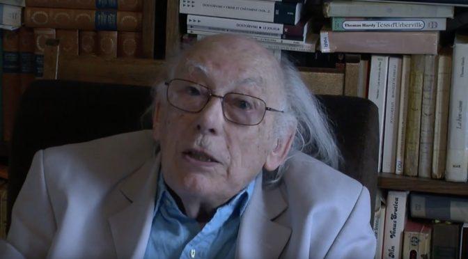 Michel Lequenne (1921-2020): un trotskista particular