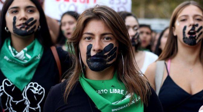 Ante la violencia de género: por un movimiento de mujeres revolucionarias