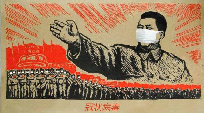 Contagio social: guerra de clases microbiológica en China