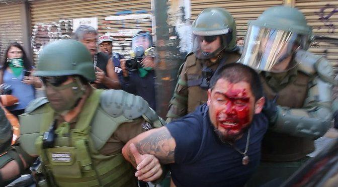 La única solución del Gobierno de Piñera es más represión
