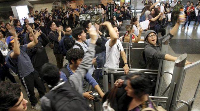 Chile: el momento de la autodeterminación o el pueblo como poder fáctico